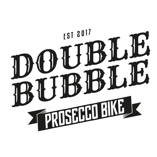 Est. 2017 - Double Bubble Prosecco Bike
